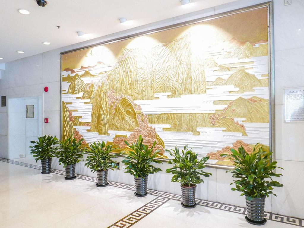 Interior view Shaanxi Business Hotel