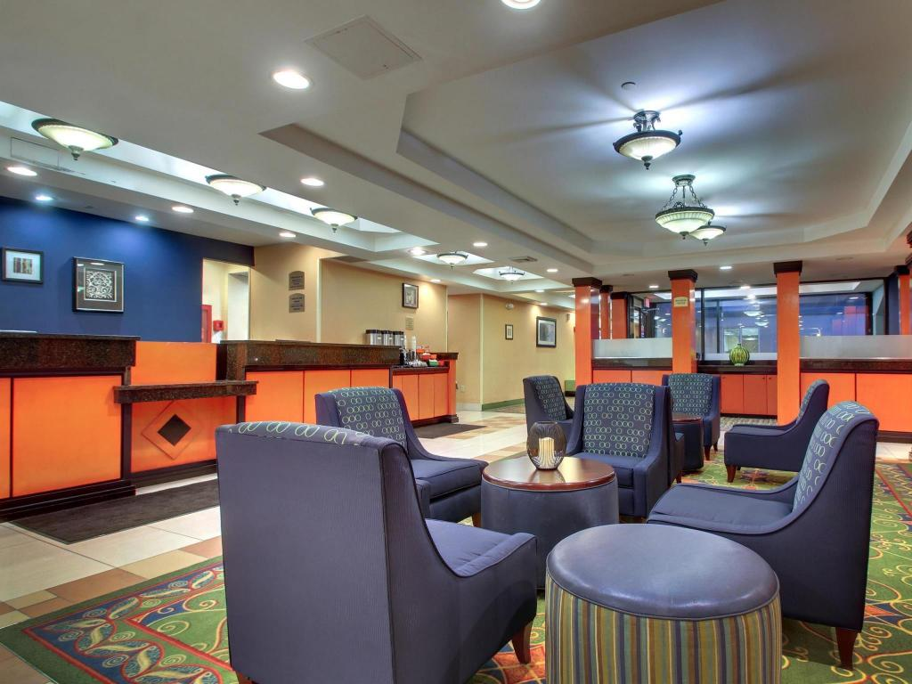 Lobby Best Western Plus New Englander