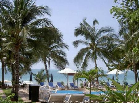 Peldbaseins Samui Beach Apartments