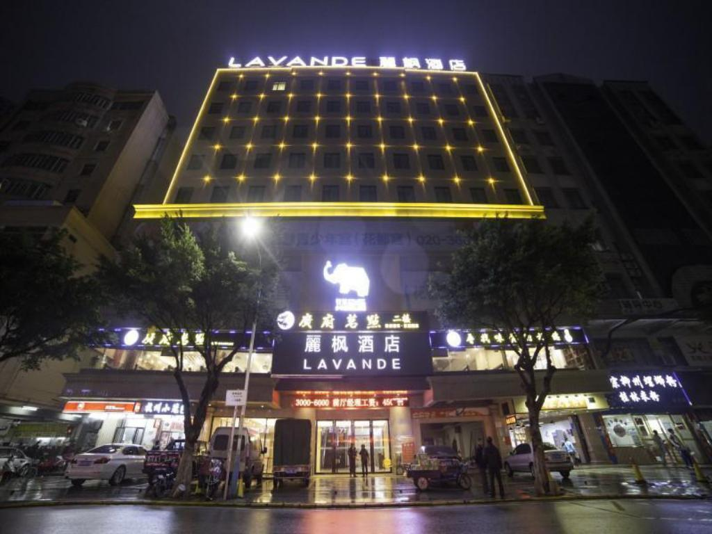 Lavande Hotels·Guangzhou North Railway Station