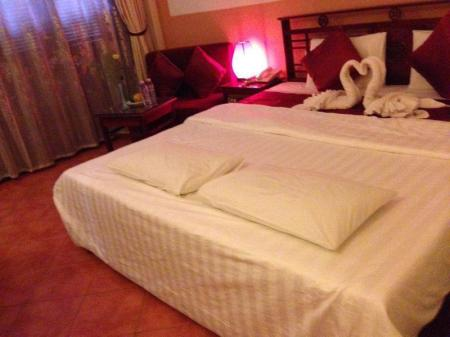 Superior Room with Balcony Grassland Hotel