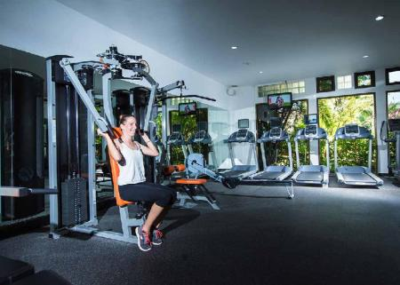 Fitness center Centara Karon Resort