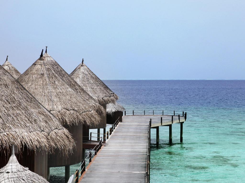 Decisión Nebu antiguo  Nika Island Resort in Maldives Islands - Room Deals, Photos & Reviews