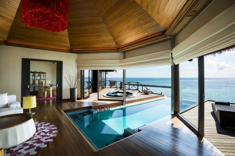 2-Bedroom Ocean Pavilion with Pool