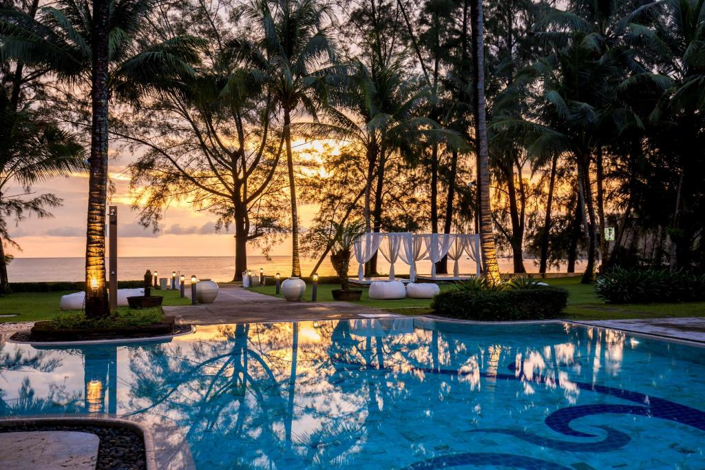 Swimming pool [outdoor] X2 Khao Lak Anda Mani Resort