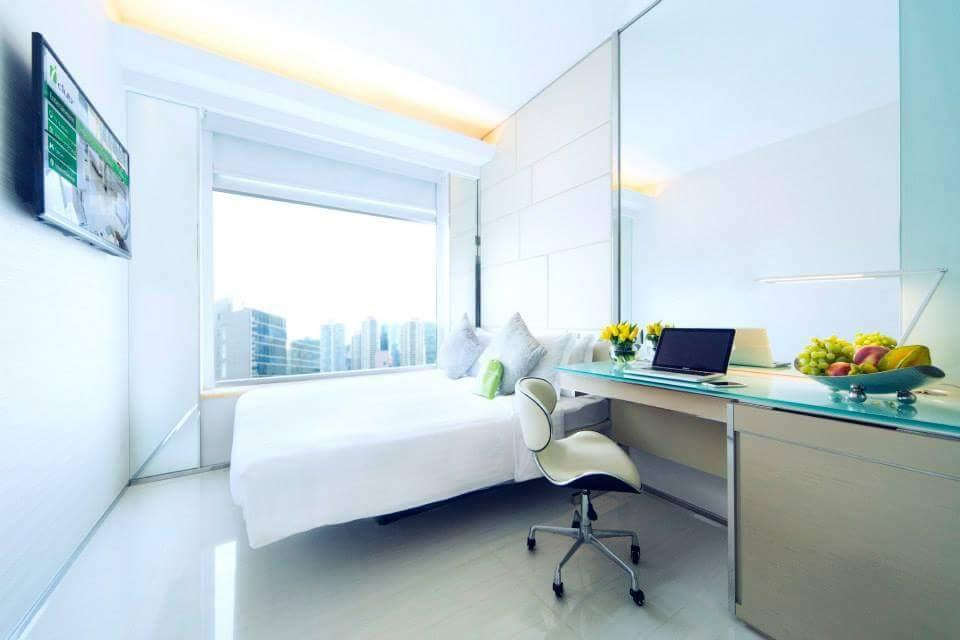 商薈Premier(大床) (iBusiness Premier Room with Queen Bed)