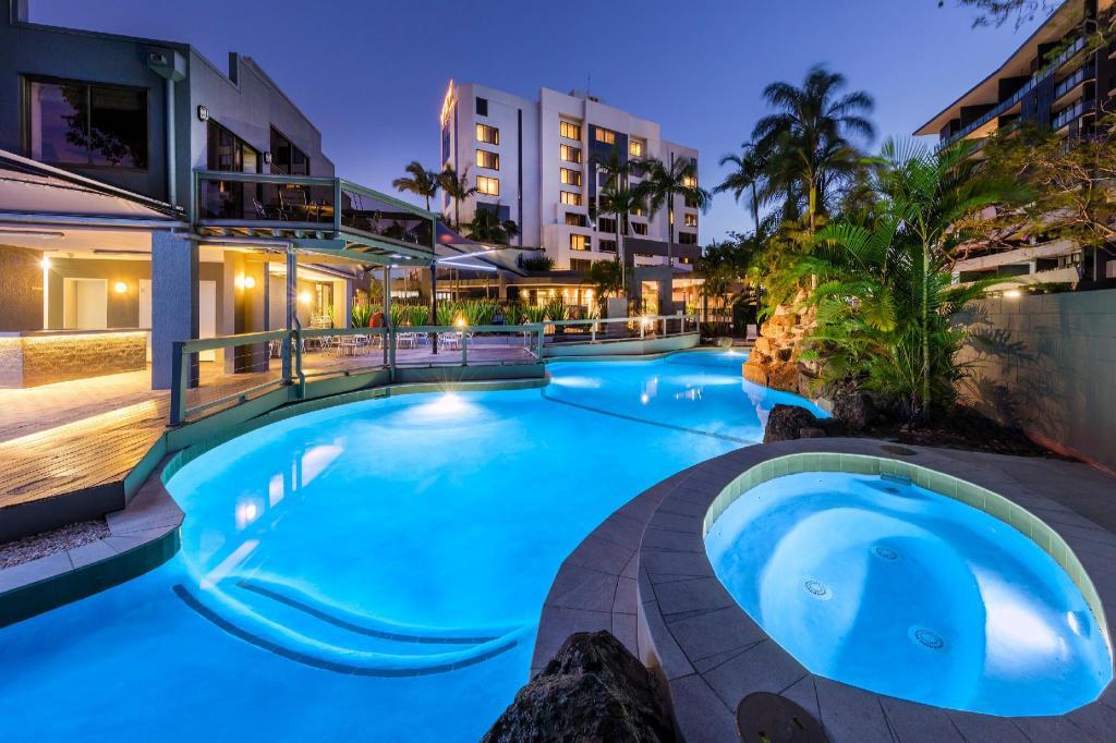 Brisbane Riverview Hotel In Australia Room Deals Photos Reviews
