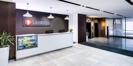 大廳 雪梨馬丁廣場旅屋飯店 (Travelodge Hotel Sydney Martin Place)