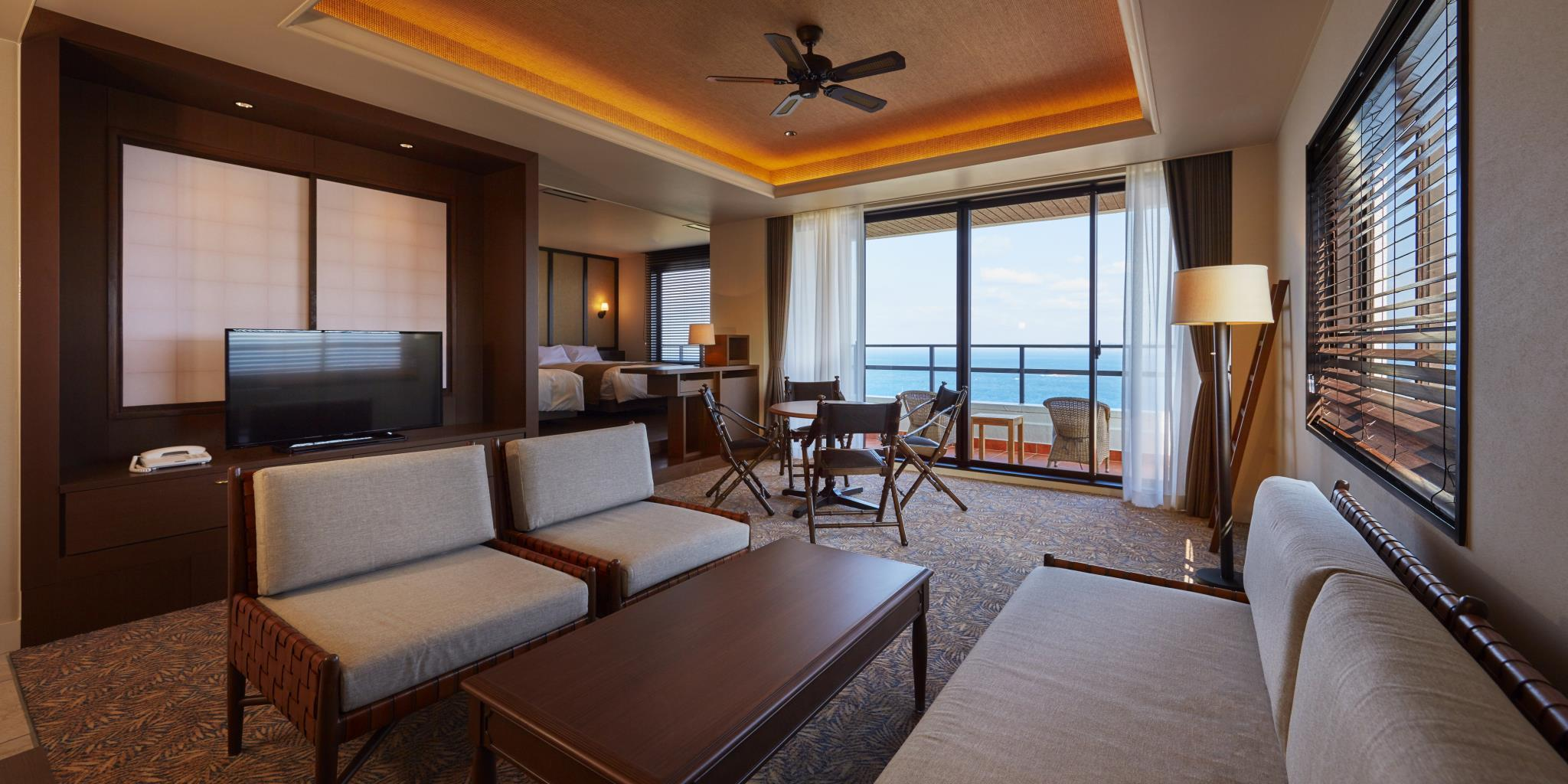 Premium Suite Sea View