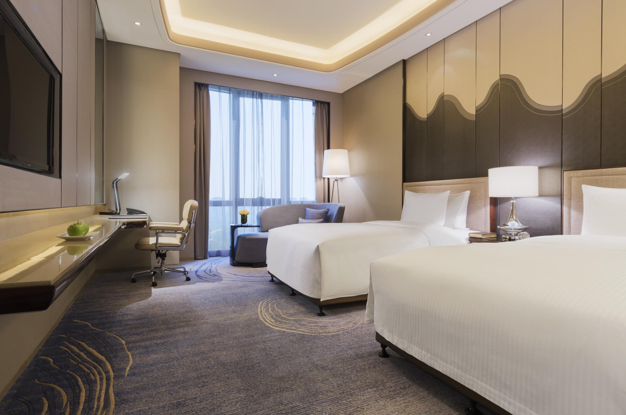 Wanda Realm Changzhou Hotel In China