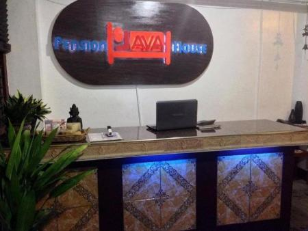Lobby Java Pension House