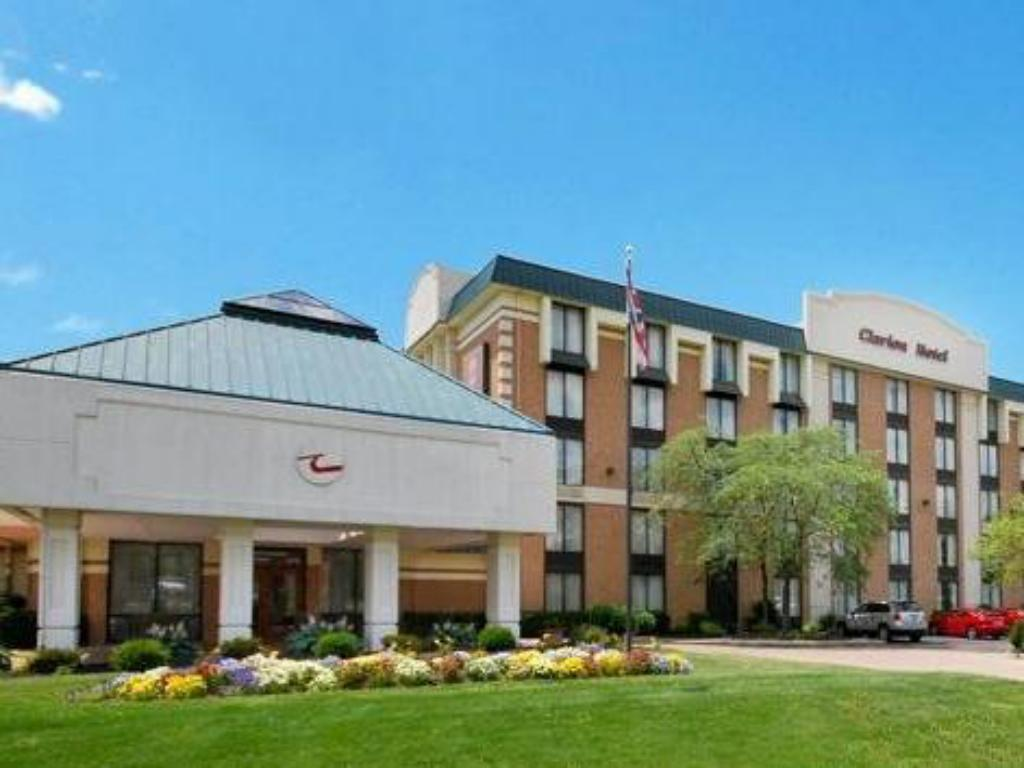 Clarion Hotel & Suites Conference Center