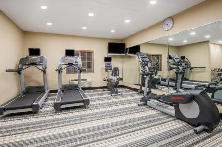 centru de fitness Candlewood Suites Jefferson City