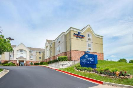 Vedere exterior Candlewood Suites Jefferson City