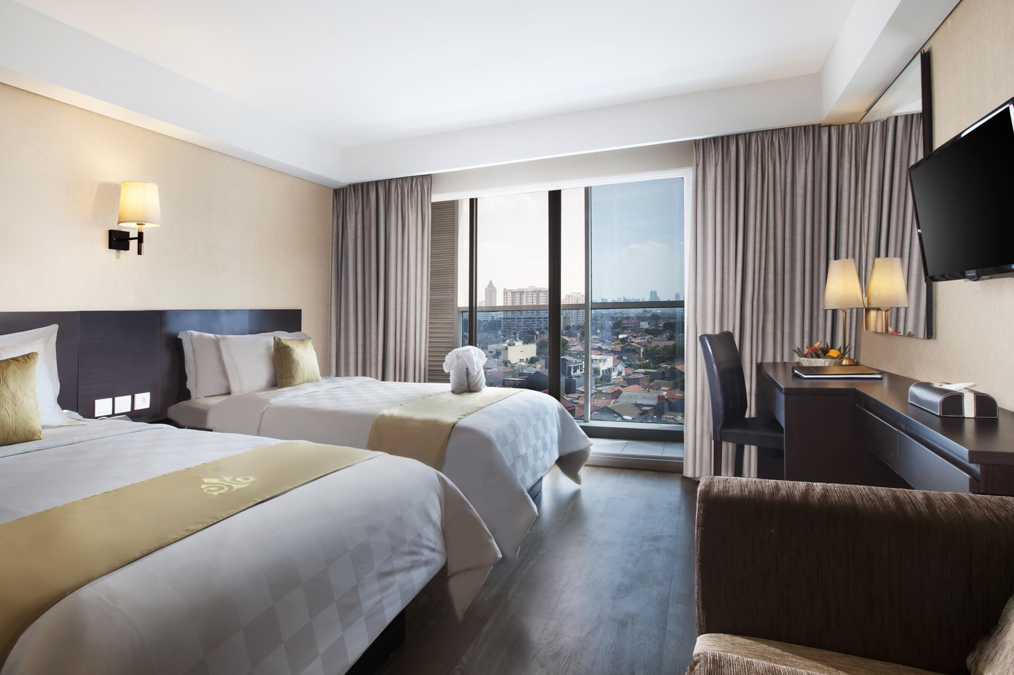 best price on best western premier the hive hotel in jakarta reviews