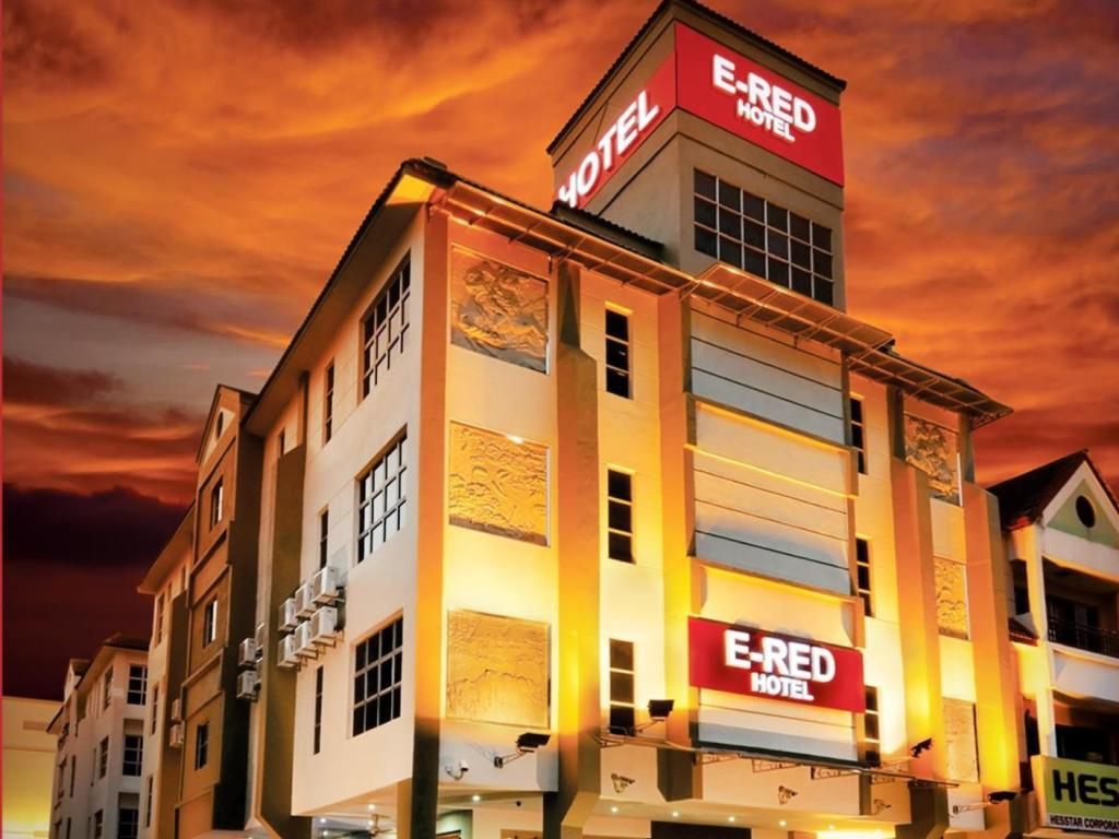 More About E Red Hotel Seberang Jaya