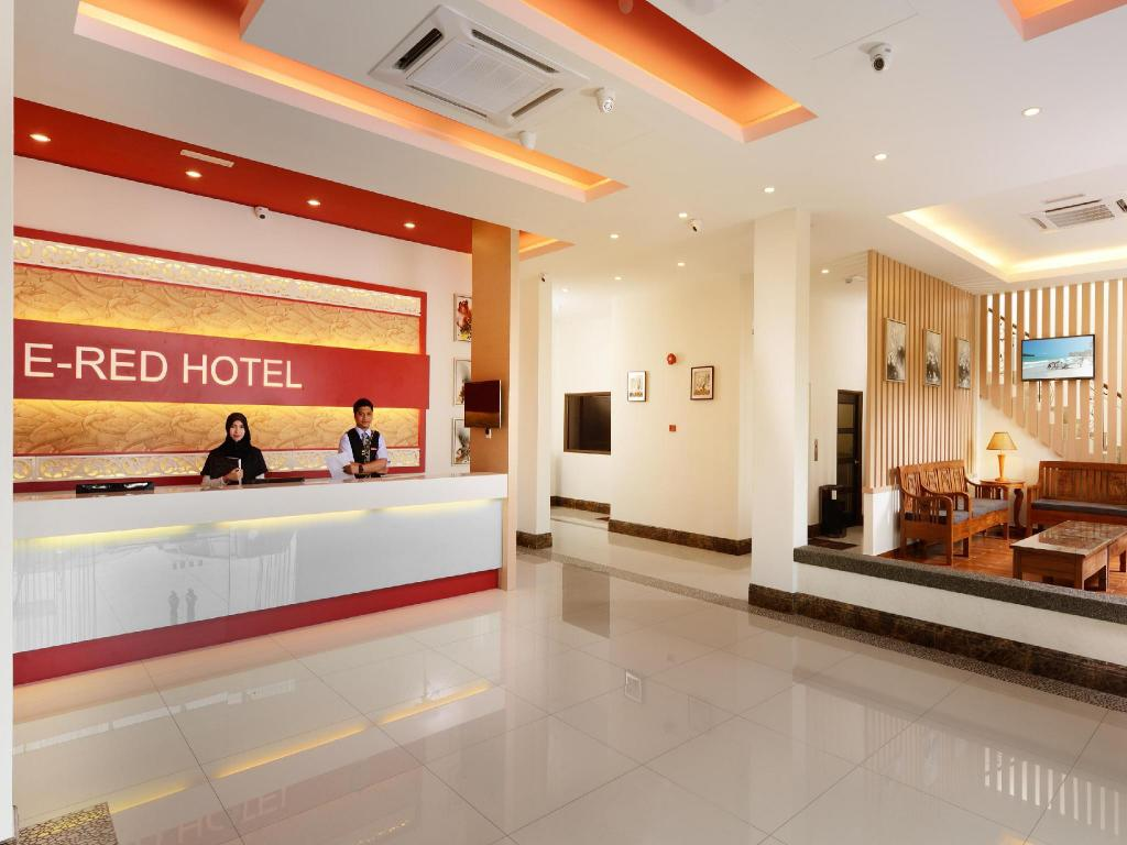 more about e red hotel bandar perda
