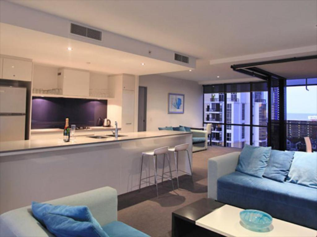 Inne Holiday Holiday Surfers Paradise Apartments