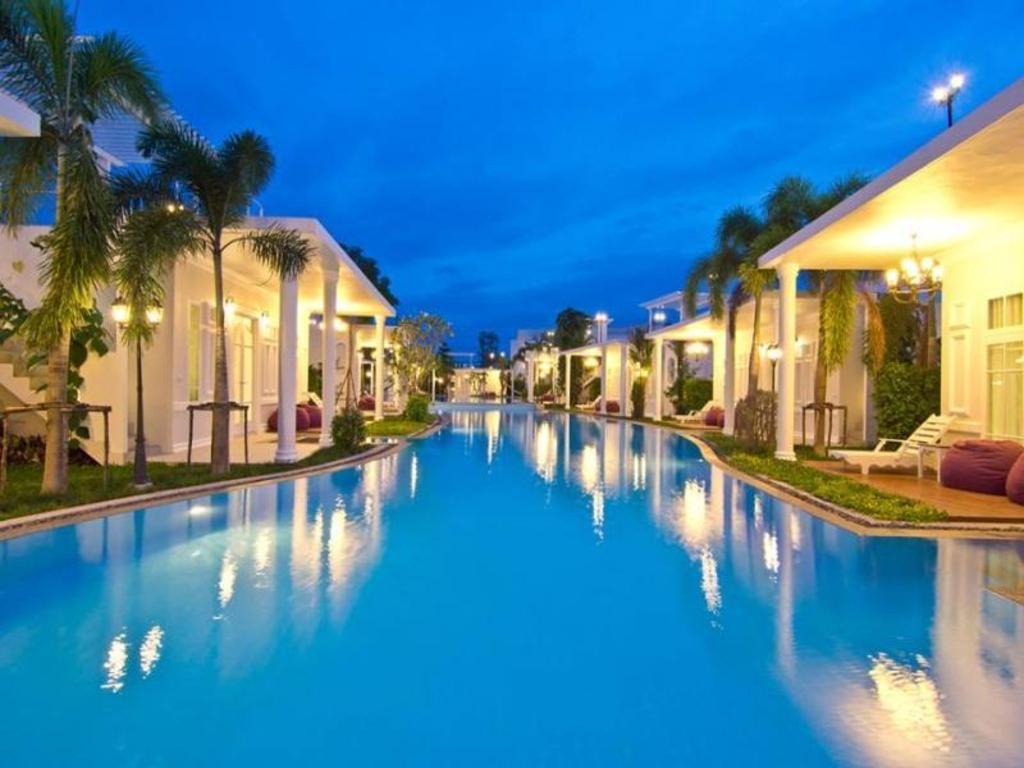 Best price on the sea cret garden hua hin hotel in hua hin for Terrace 90 hua hin