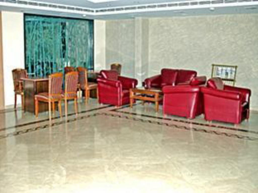Lobby Hotel AJ International