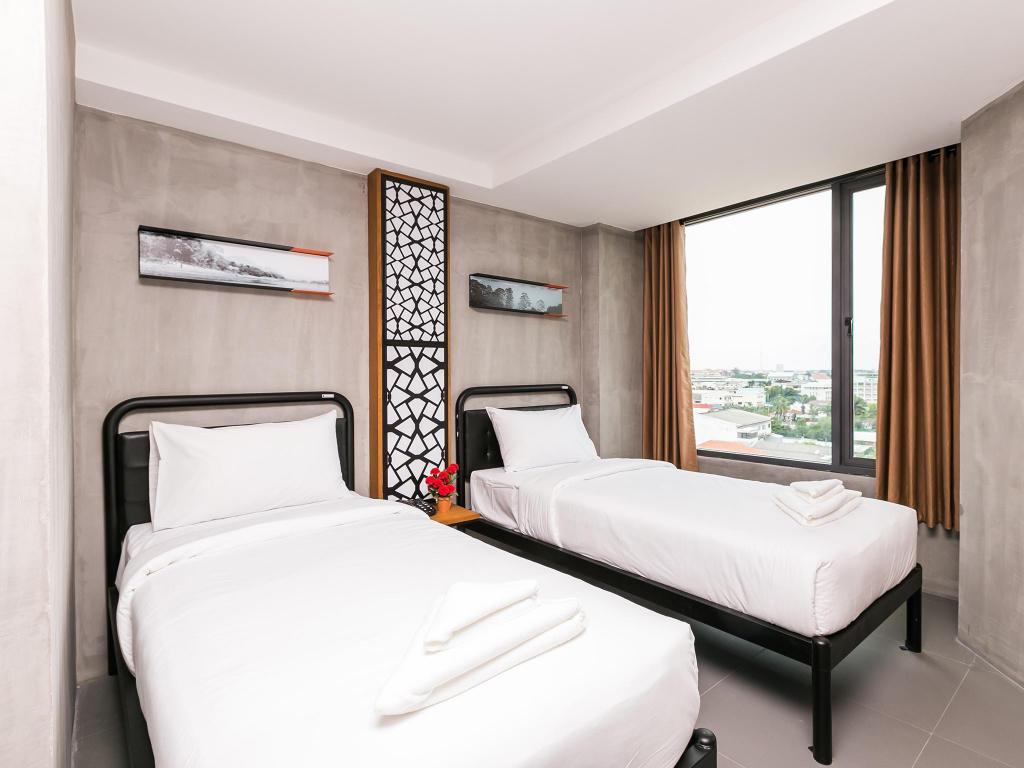 Superior Room - View