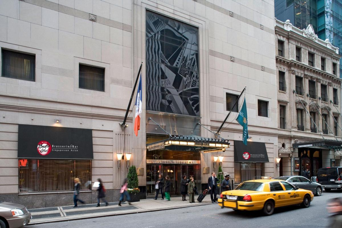 4850f4f648c Millennium Broadway Hotel-Times Square New York in New York (NY ...