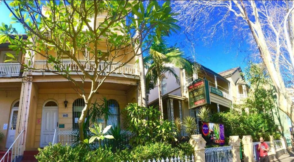 The Original Backpackers Hostel Sydney Deals Photos