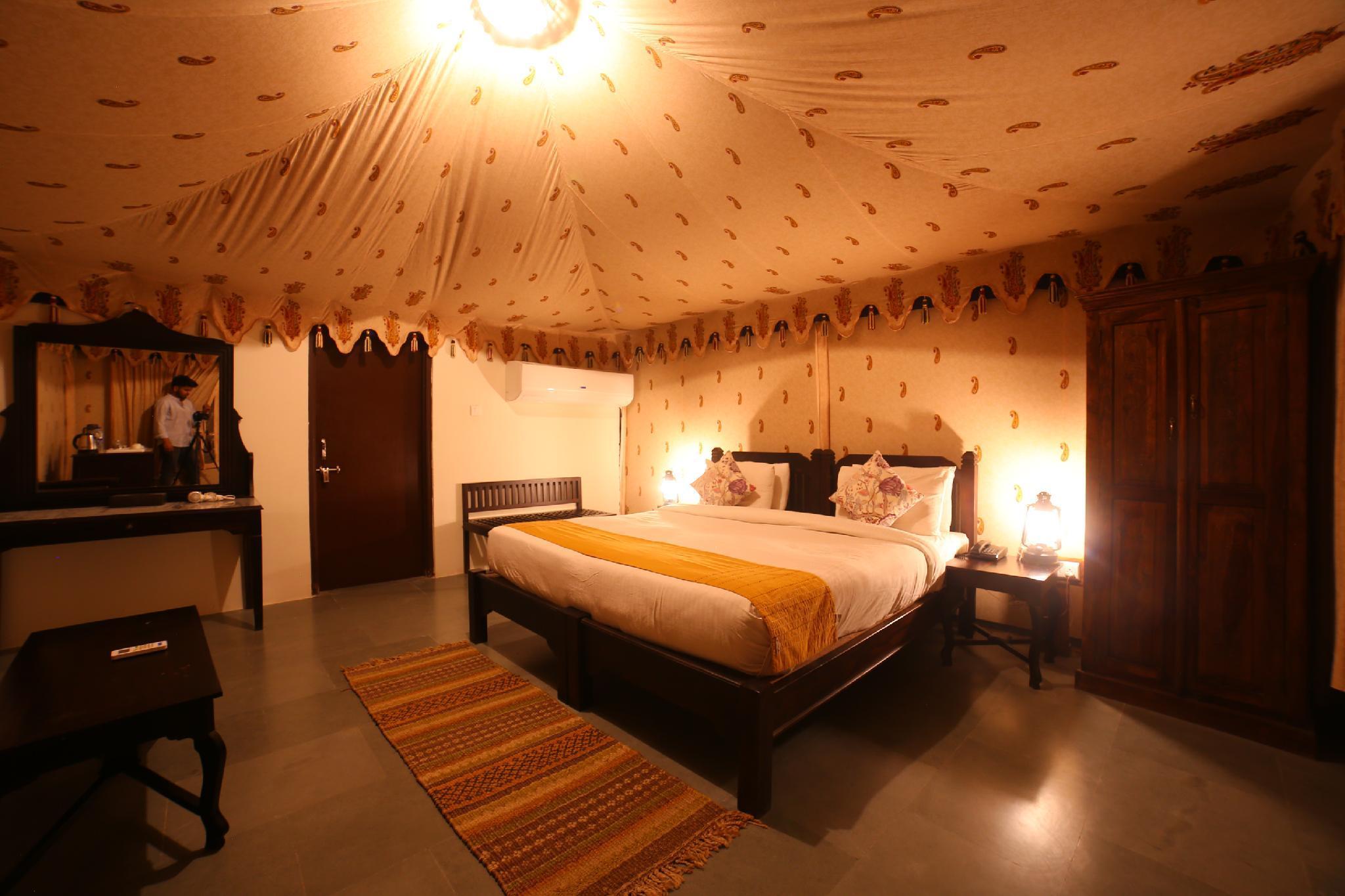 best tent resort in ranthambore