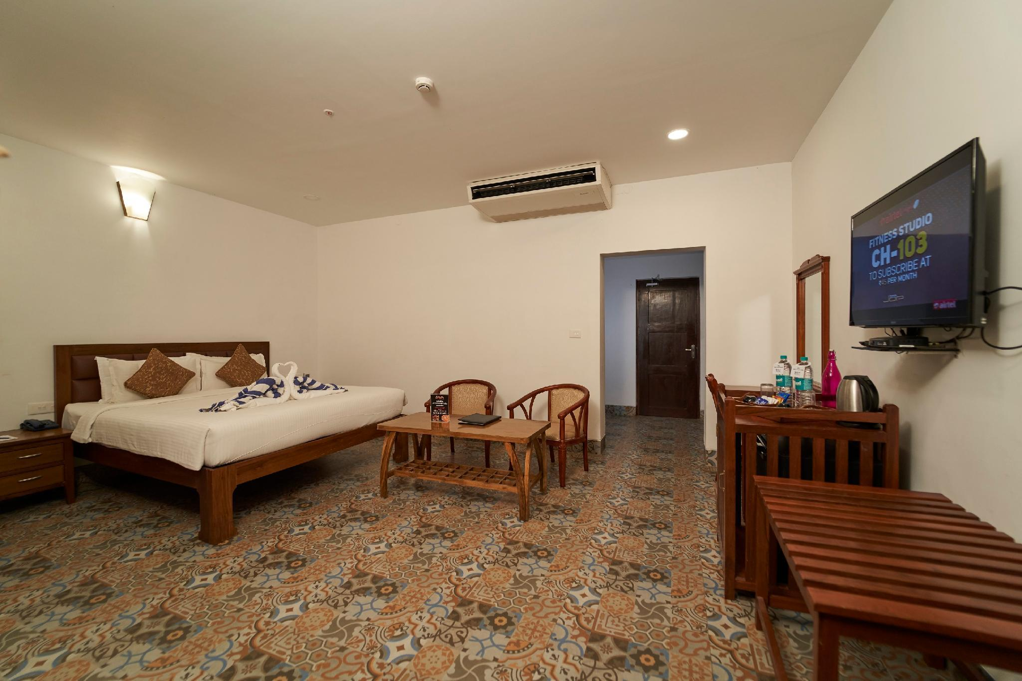 Deluxe Room with Private Pool
