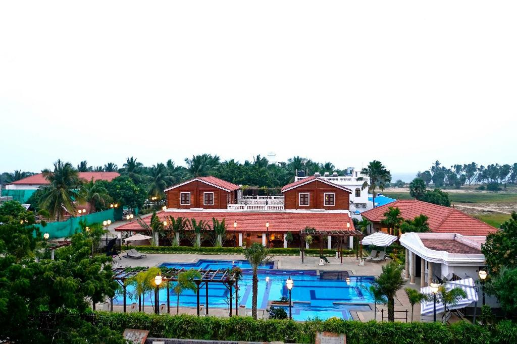 Swimming pool [outdoor] RKN Beach Resorts