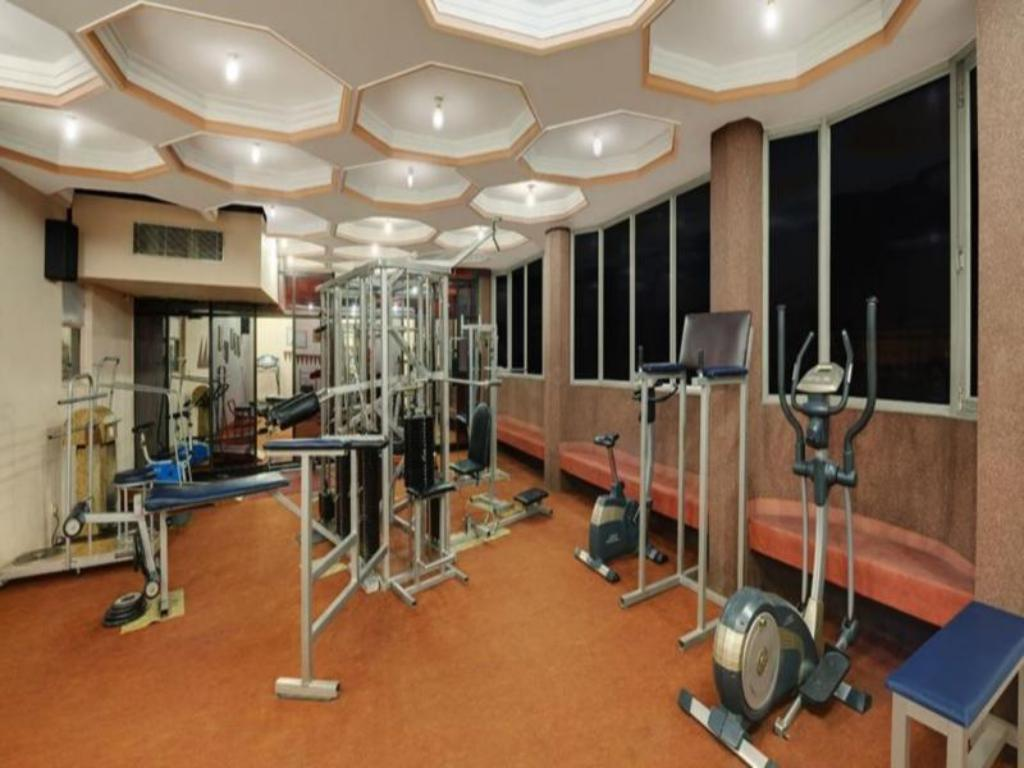 Fitness center Hotel Amar