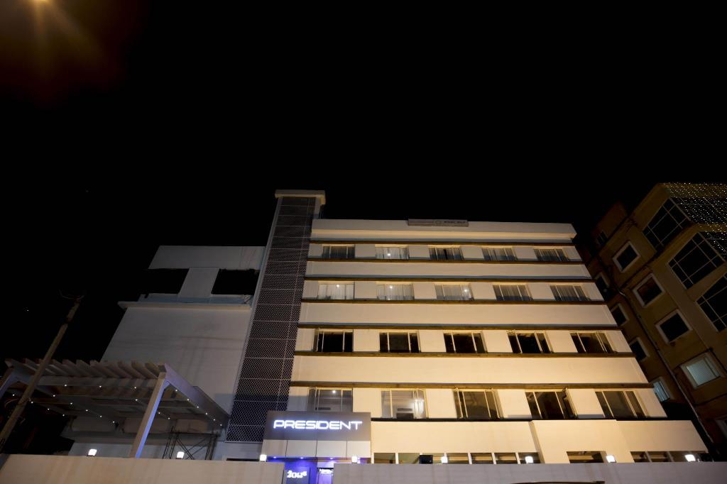 Meer over Hotel Southern Star Bangalore