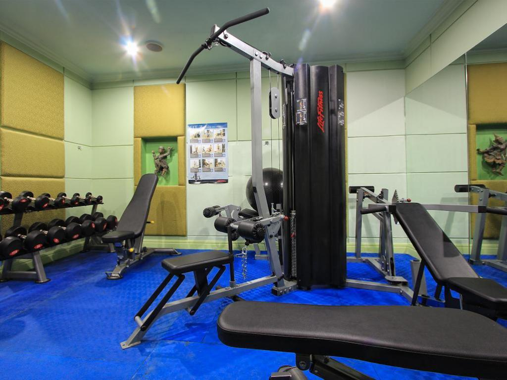 centru de fitness Crown Regency Residences Cebu Hotel