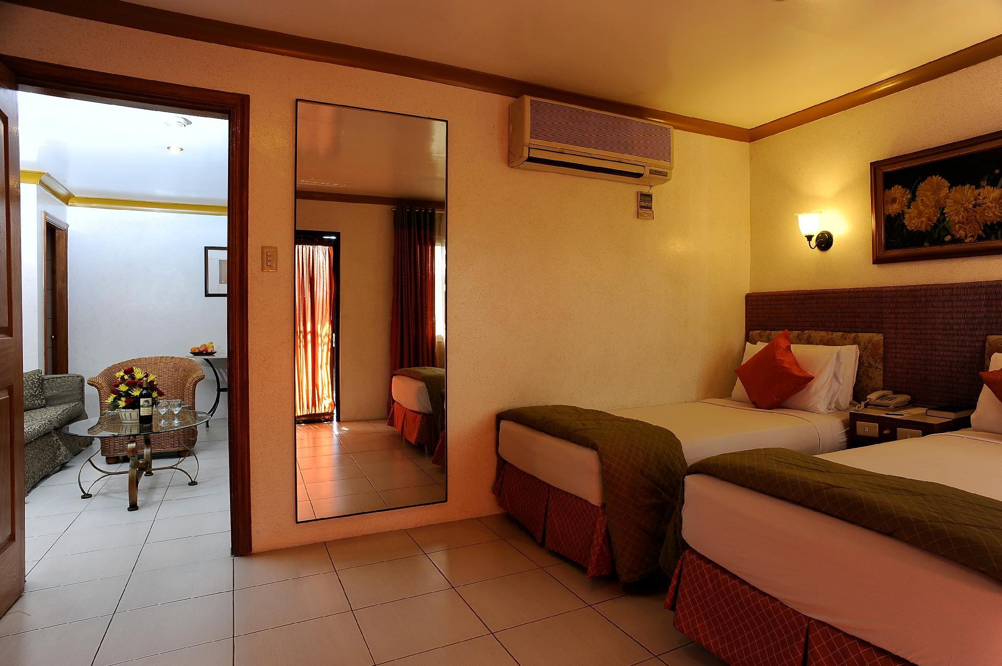 2 Room Executive Suite