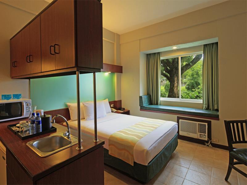 Suite dengan 1 Ranjang Queen (1 Queen Bed Suite)