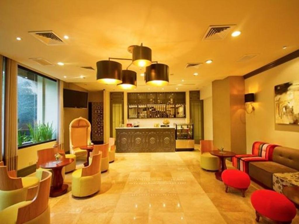 Parque Espana Residence Hotel in Manila - Room Deals
