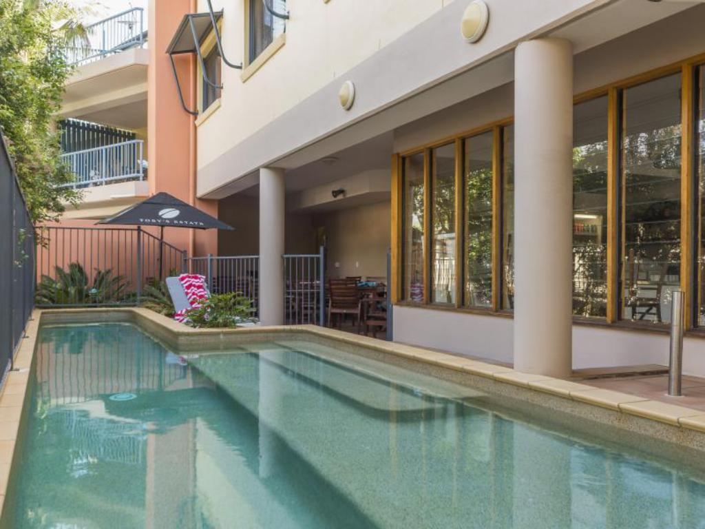 Inne Byron Quarter Holiday Apartments