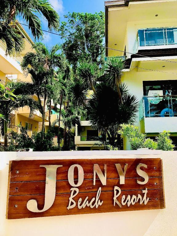 Jony S Beach Resort In Boracay Island