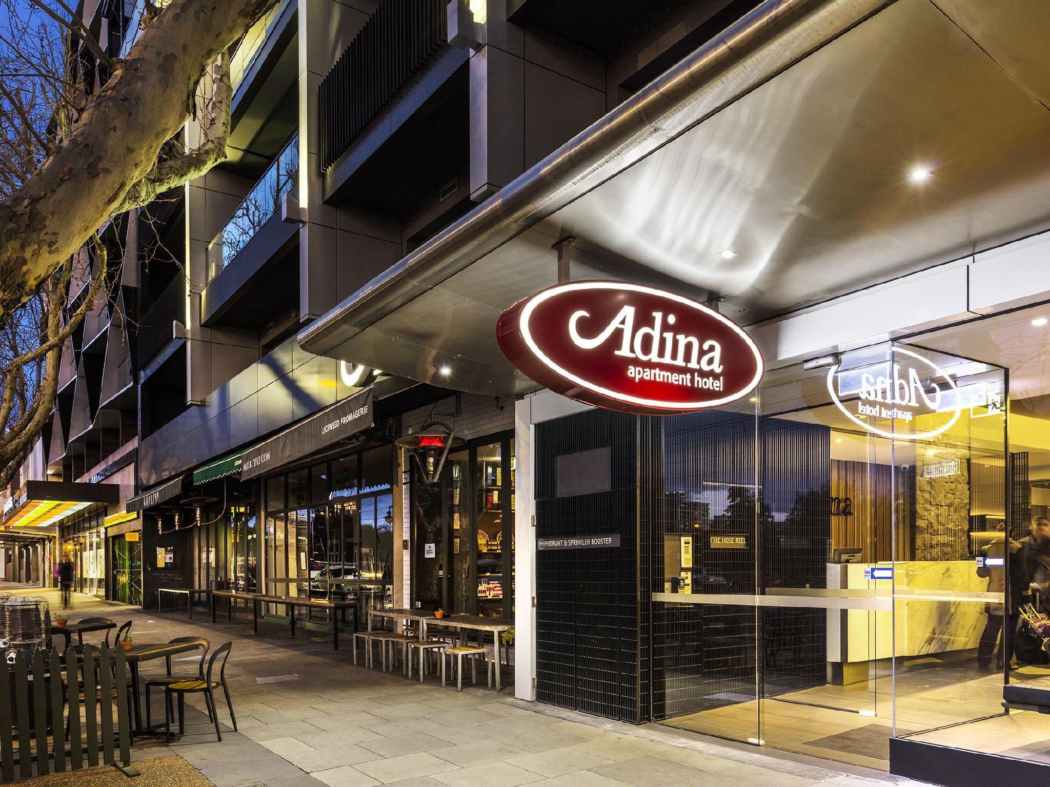 Lovely Adina Apartment Hotel St Kilda Melbourne