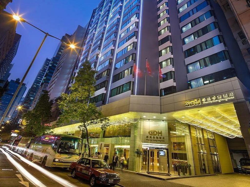 More about The Wharney Guang Dong Hotel