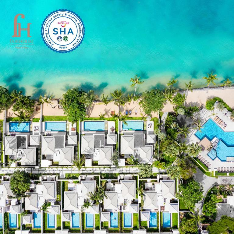 Fair House Villas and Spa Samui SHA Certified
