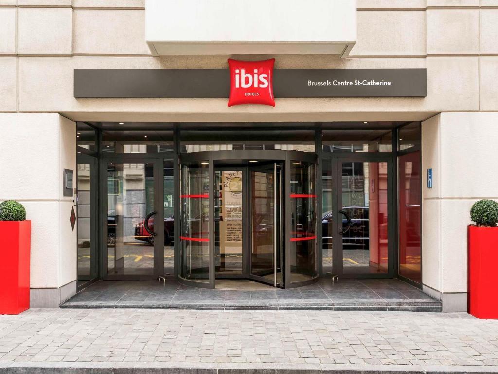Ibis Brussels Centre St Catherine in Belgium - Room Deals ...