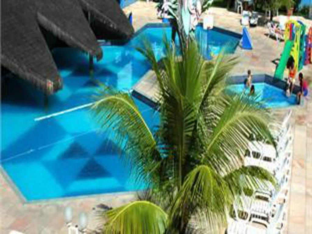 Swimming pool Hotel Brisa da Praia