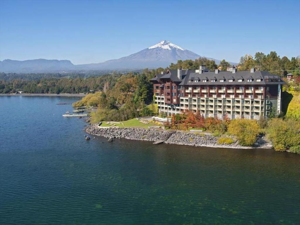 Villarrica Park Lake Hotel and Spa Villarrica