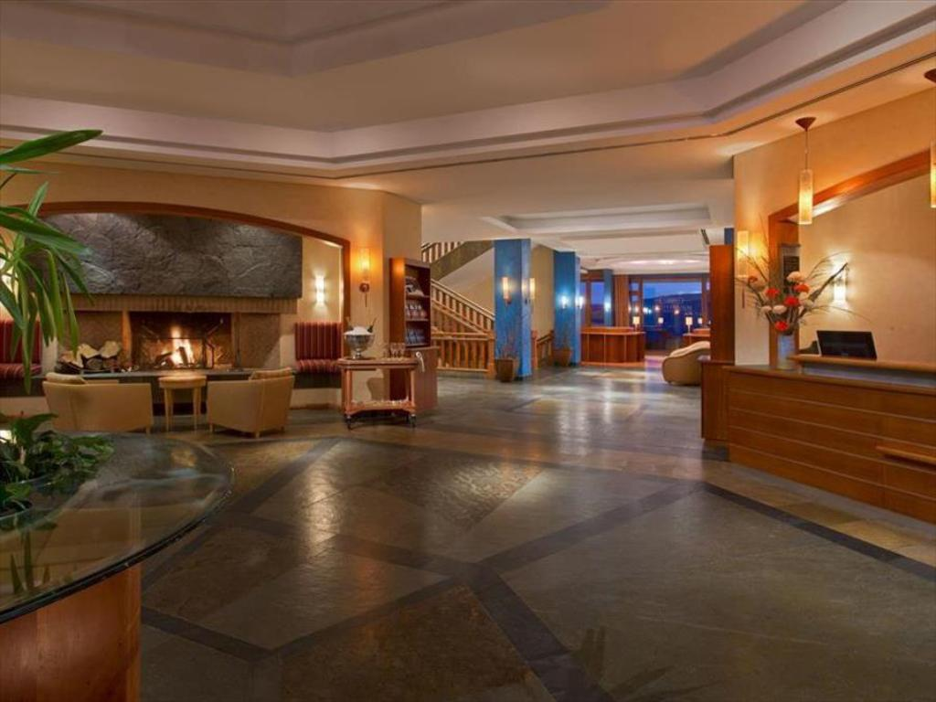 Interior view Villarrica Park Lake Hotel and Spa Villarrica