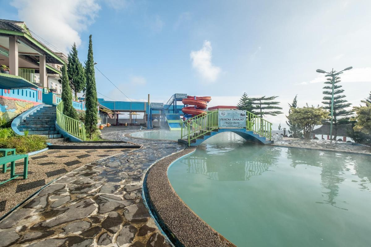 OYO 8 Puncak Darajat Resort Garut  PROMO TERBARU 8 Rp 8