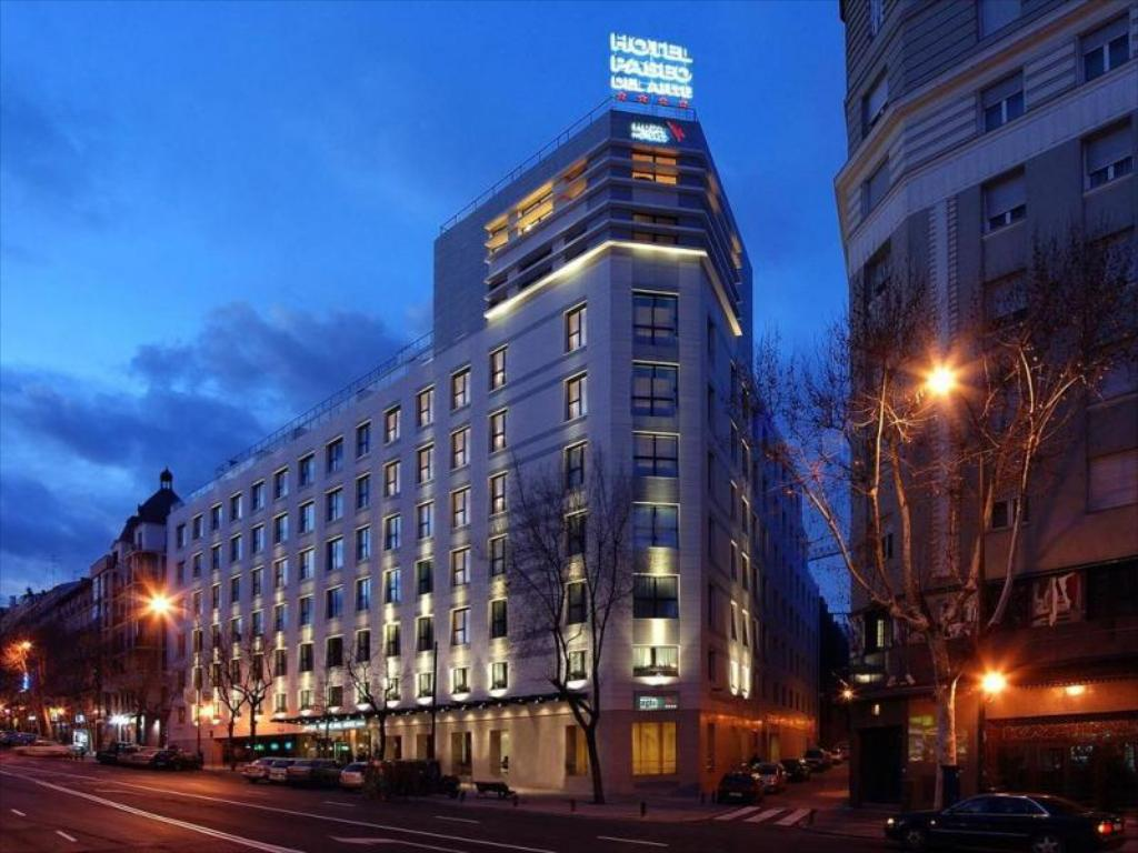 Best Price On Hotel Paseo Del Arte In Madrid Reviews