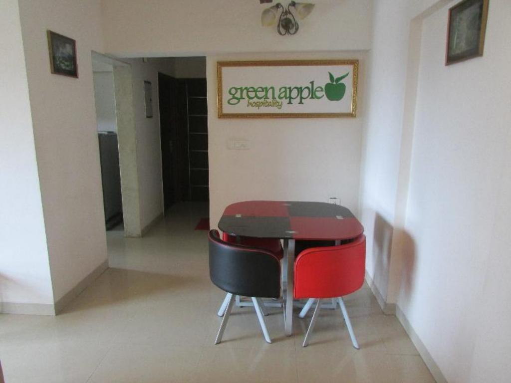 See all 15 photos Green Apple Apartmant