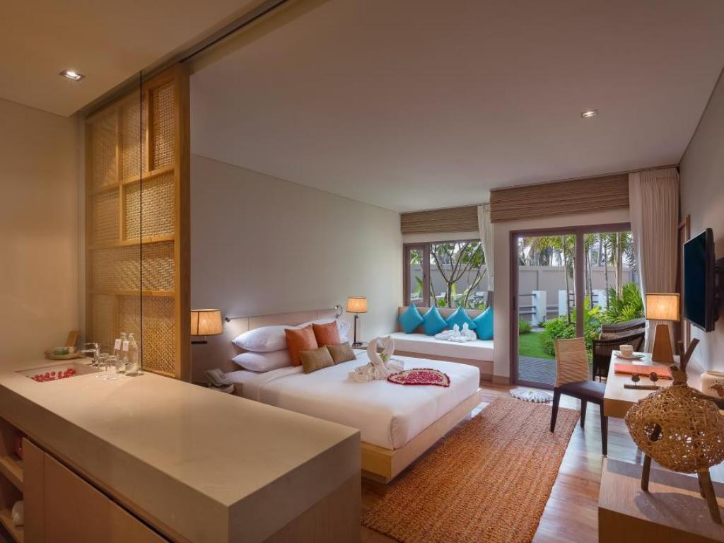 Cozy Deluxe Room - View Prana Resorts Samui