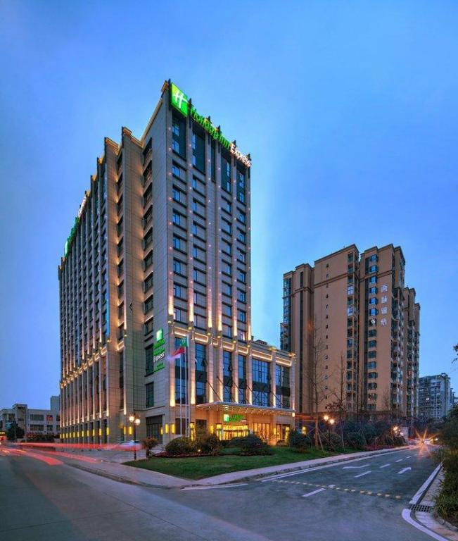 Mere om Holiday Inn Express : Chengdu Huanhuaxi